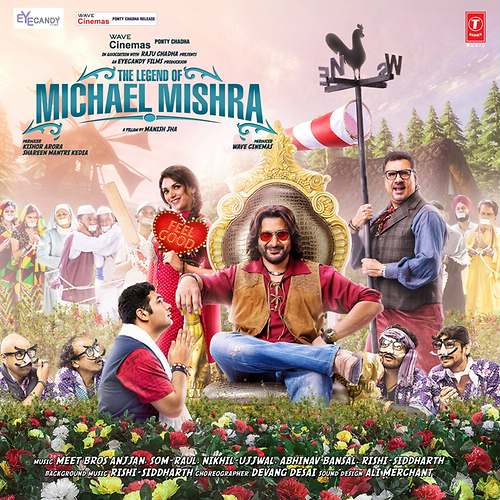 The Legend Of Michael Mishra